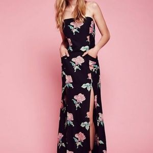 Free People Stone Cold Fox Primrose Gown
